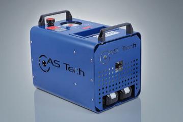AS Tech Elektrohydraulikaggregat auf Akku