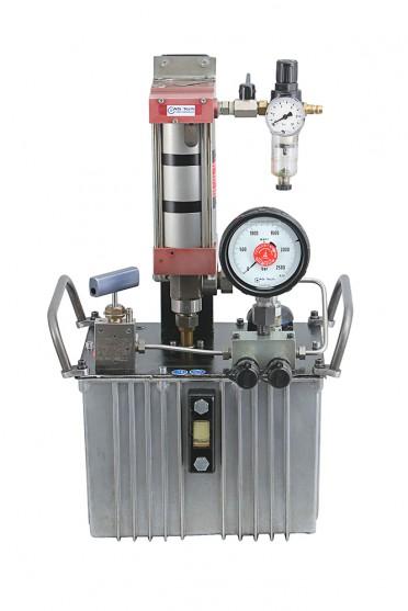 AS Tech Lufthydraulikaggregat